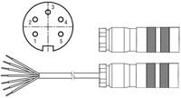 KD567 Kabeldose Drehgeber