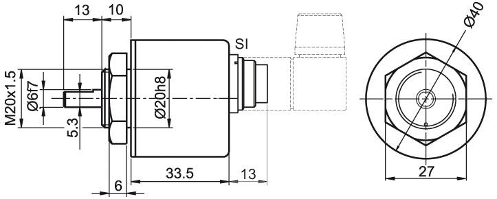 wachendorff automation encoder   incremental quadrature