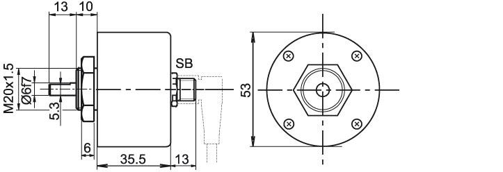 wachendorff automation encoders   incremental quadrature