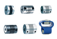 Couplings for encoders shaft Ø 4 mm up to Ø 14 mm
